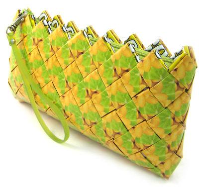 Ecoist – жизнерадостные сумки изконфетных фантиков. Изображение № 8.