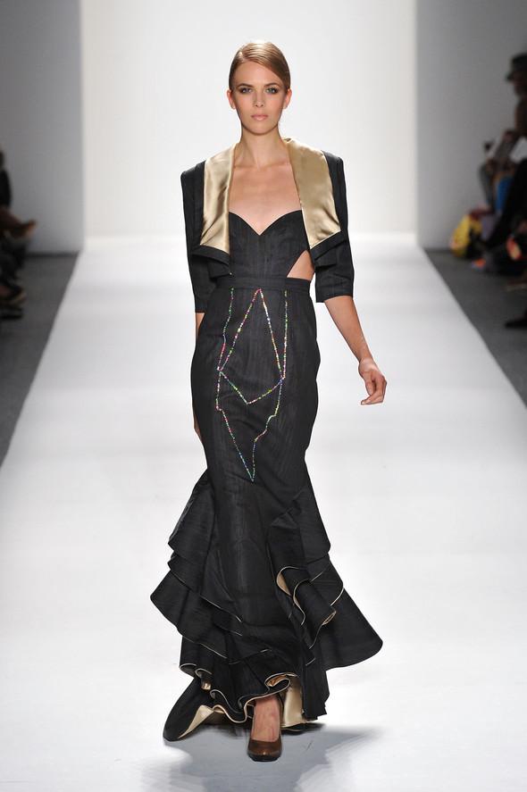 New York Fashion Week Spring 2012: День первый. Изображение № 9.