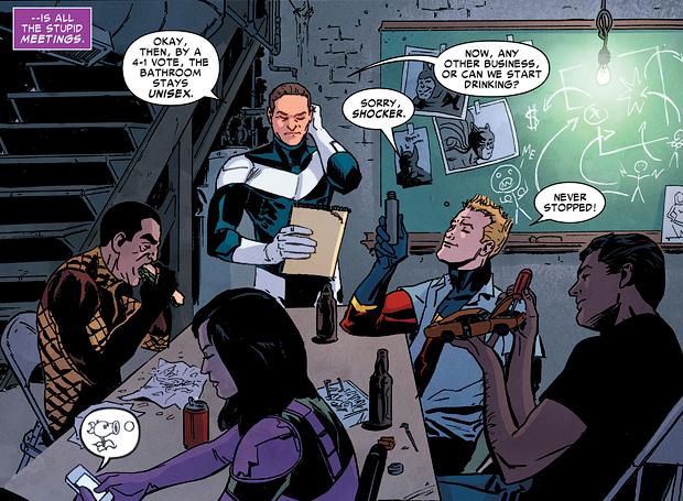 13 комиксов для тех, кто устал от банальных супергероев. Изображение № 19.