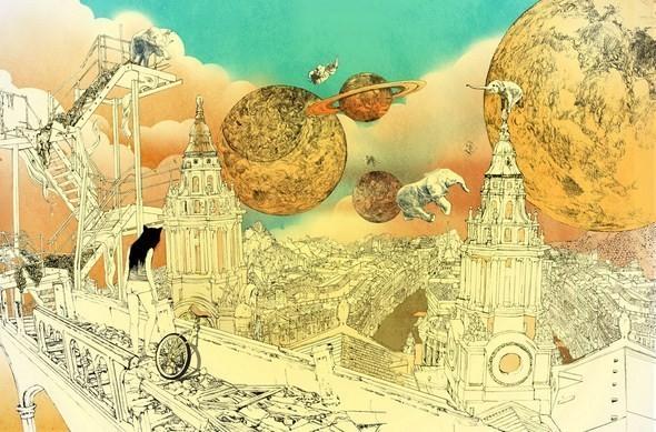 Изображение 7. Иллюстратор: Шань Цзянь.. Изображение № 3.