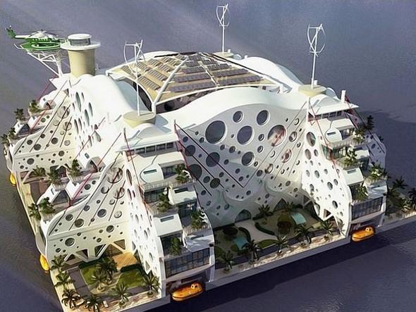 Мечты о другой жизни: Архитектура на грани реальности. Изображение № 45.