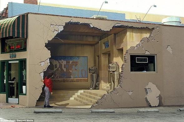 3D-маскировка городских стен от Джона Пью. Изображение № 2.