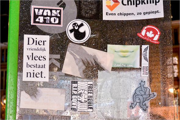 Стрит-арт и граффити Амстердама, Нидерланды. Изображение № 40.