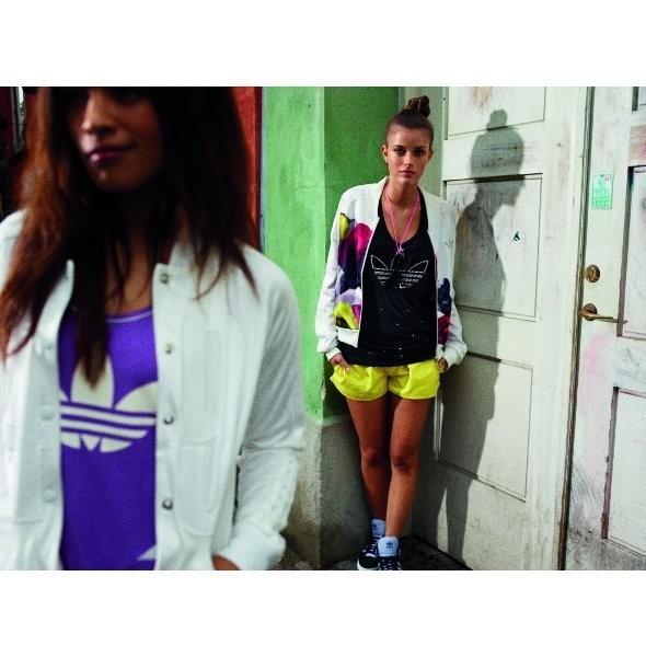 Изображение 1. Блогеры сняли лукбук для Adidas.. Изображение № 1.