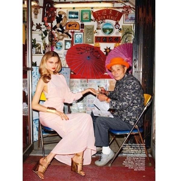 Изображение 9. Съемки: AnOther, POP, Vogue и другие.. Изображение № 10.