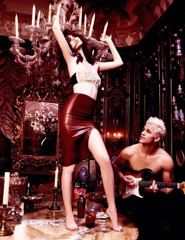 Vogue Russia, March 2012. Изображение № 1.