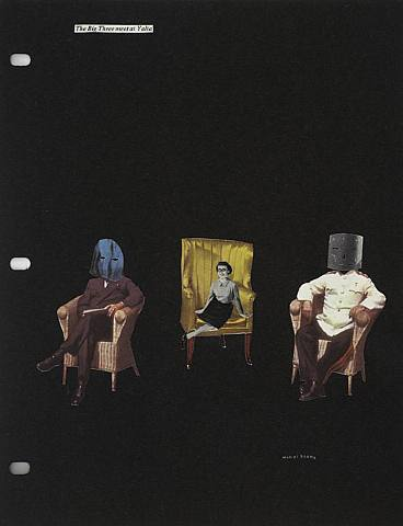 Канадский художник Marcel Dzama. Изображение № 34.
