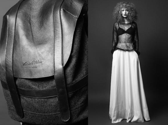 Капсульная коллекция бренда Anna October в Atelier 1. Изображение № 6.
