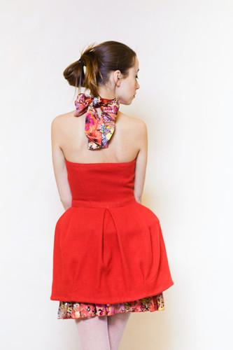 Платье-корсет by Kira Barysheva, 2 400 р.. Изображение № 18.