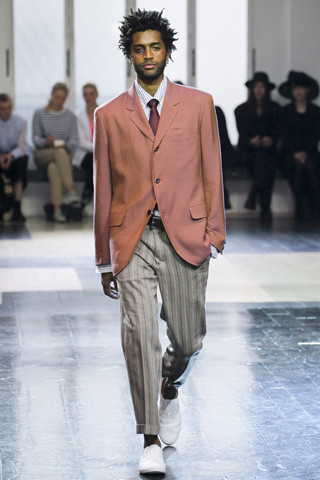 Неделя мужской моды в Париже: День 2. Изображение № 51.
