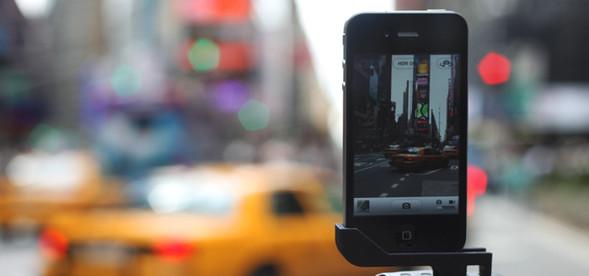 Новый аксессуар для iPhone 4 превращающий телефон в профессиональную камеру!. Изображение № 8.