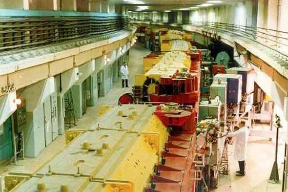 Заброшенный советский большой адронный коллайдер. Изображение № 31.