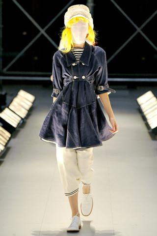 Junya Watanabe Comme des Garçons Spring 2011. Изображение № 52.