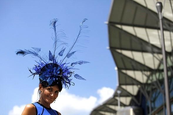 Самые необычные иизысканных шляпки Royal Ascot. Изображение № 47.