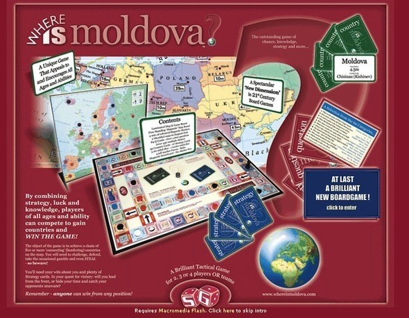 Изображение 3. Игра: Where is Moldova?.. Изображение № 2.