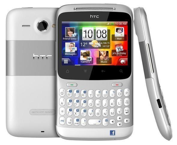 HTC ChaCha. Изображение № 9.