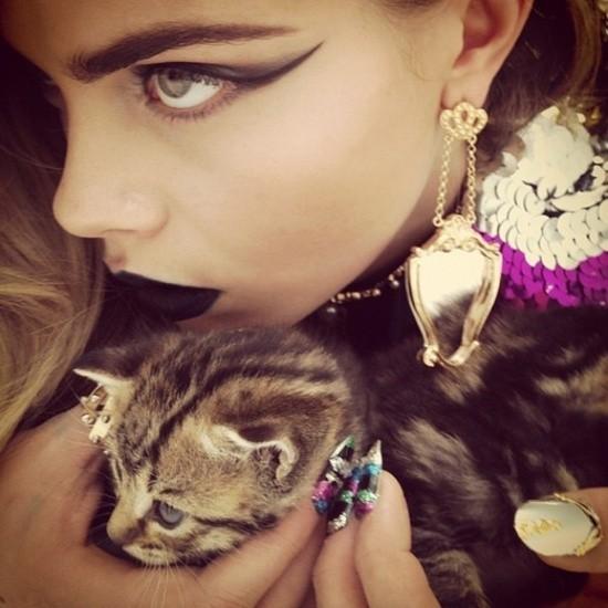 Съёмки: Playing Fashion, Schon, Vogue и другие. Изображение № 14.