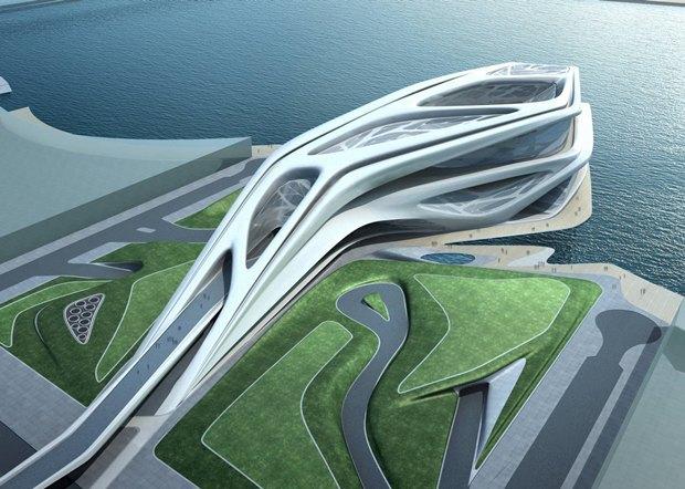 Центр прикладных искусств в Абу-Даби. Изображение № 5.