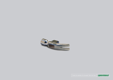 Greenpeace ads. VolumeII. Изображение № 6.