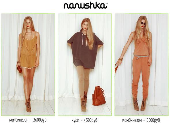 NANUSHKA - новый бренд из Венгрии. Изображение №2.