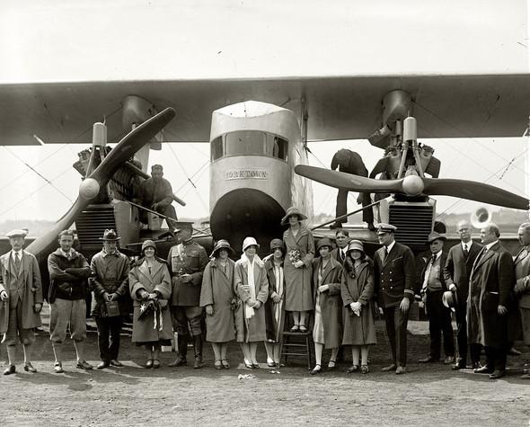 Фотографии авиации, начало прошлого века. Изображение № 8.