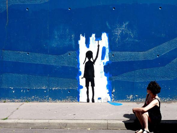 Большая коллекция уличного искусства. Изображение № 11.