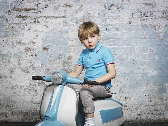 Fred Perry Kidswear SS11. Изображение № 5.