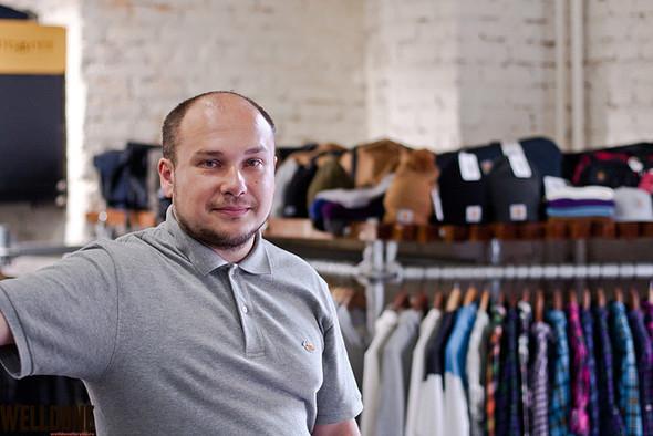 """Новый магазин одежды """"Welldone"""" в FLACON'е. Изображение № 43."""