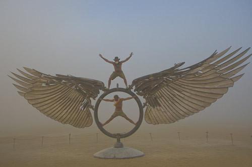 Burning man– art-проект мирового масштаба. Изображение № 15.