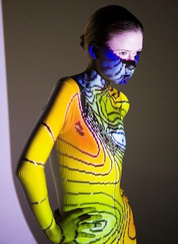 Создатели интерактивной одежды Studio XO — о моде будущего. Изображение № 3.
