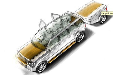 Яхт-дизайн внедорожника Range Rover Superyacht. Изображение № 2.