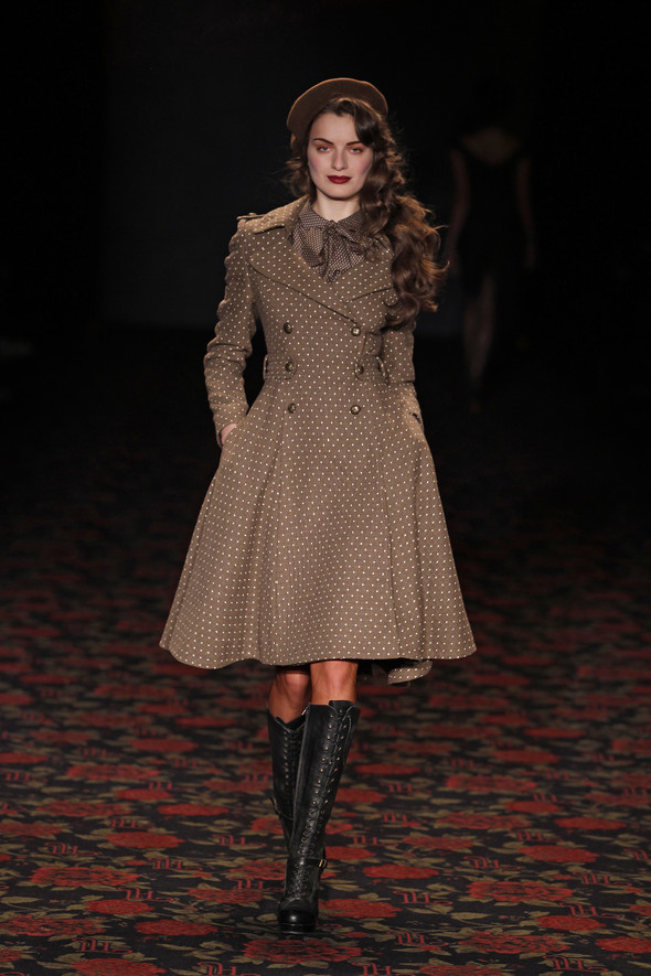 Berlin Fashion Week A/W 2012: Lena Hoschek. Изображение № 52.
