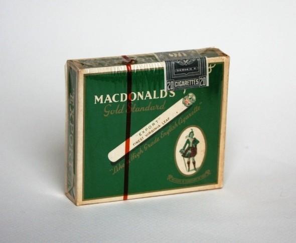 Изображение 30. Ретроспектива сигаретной пачки.. Изображение № 30.