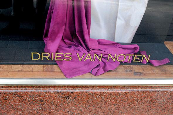 Магазин Dries Van Noten. Изображение № 39.