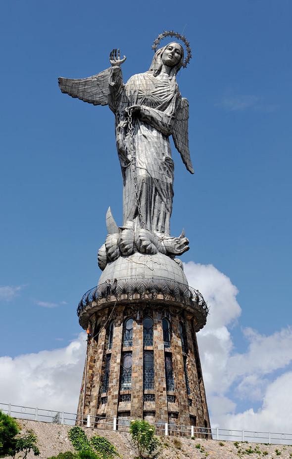 Померялись длиной: самые высокие статуи в мире. Изображение № 18.