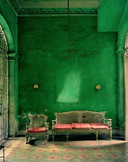 Изображение 1. Фасады Гаваны от Michael Eastman.. Изображение № 1.