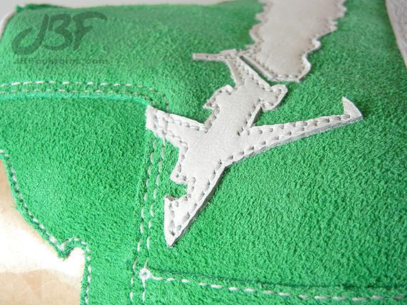 Nike Blazer Mid Jet Life II кастом от JBF. Изображение № 7.