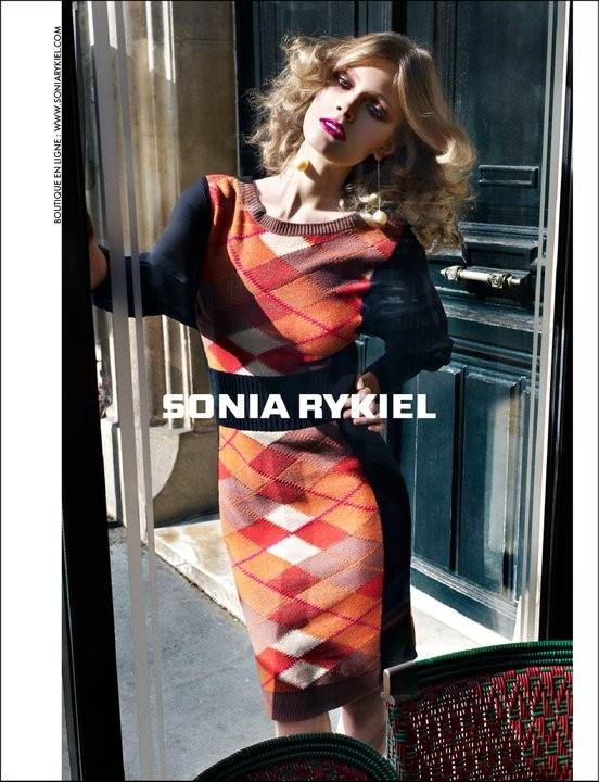 Кампания: Sonia Rykiel FW 2011. Изображение № 4.