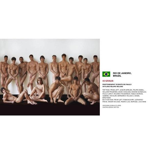 Мужские съемки: VMAN, Dazed & Confused и другие. Изображение № 44.