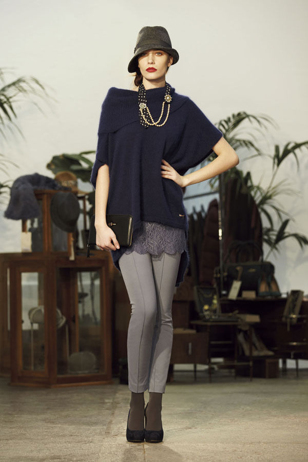 Ретро всегда в моде. Aniye By, осень-зима 2012/13. Изображение № 11.