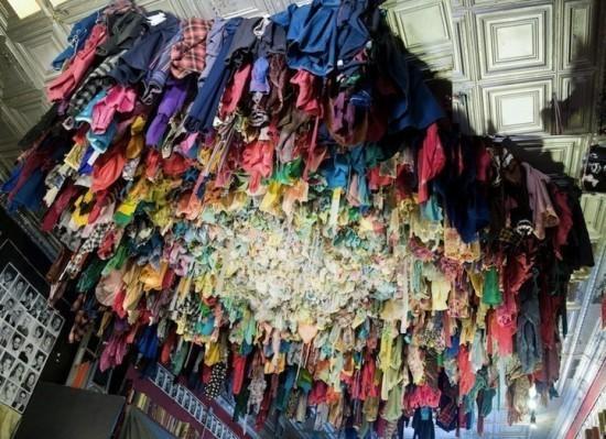 Изображение 15. Recycling Clothing Art.. Изображение № 15.
