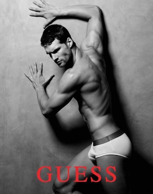 Кампания: Guess Underwear FW2011. Изображение № 3.