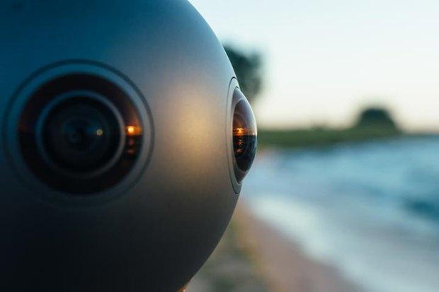 Nokia представила видеокамеру для виртуальной реальности. Изображение № 5.