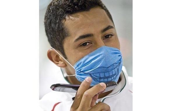 Мексиканцы прошлись юмором по«свиному гриппу». Изображение № 10.