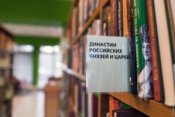 Изображение 7. Библиотека для молодежи.. Изображение № 7.