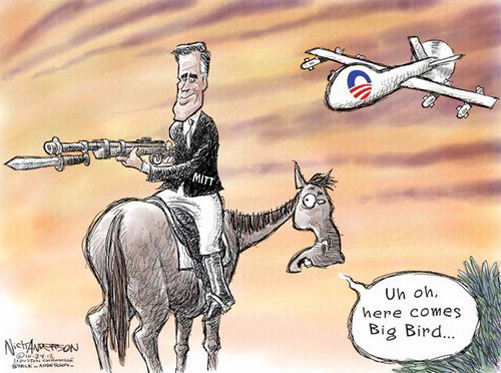 Выборы-выборы: Обама сделал «ход конем». Изображение № 4.
