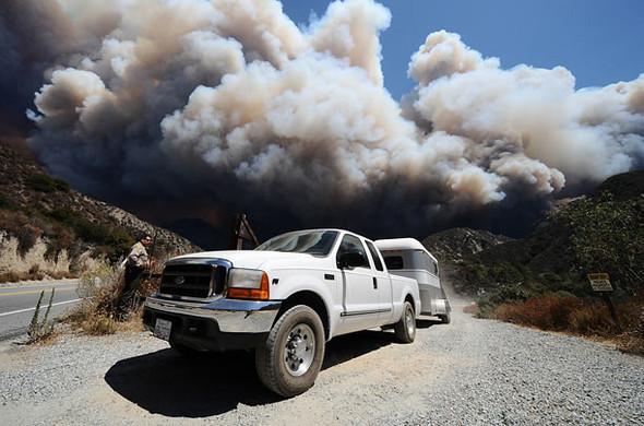Калифорния вогне. Изображение № 7.