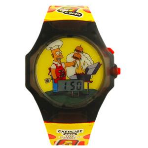 Электронный аксессуар — необычные часы. Изображение № 7.