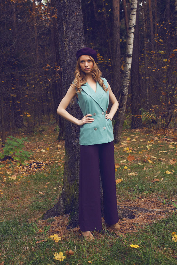"Новый lookbook ANaзarova ""Fairy Tale"" Fall-Winter 2012-2013. Изображение № 14."