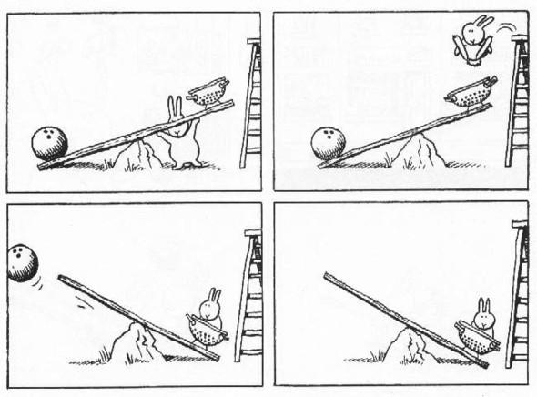 Кролики-самоубийцы(Bunny Suicides). Изображение № 25.